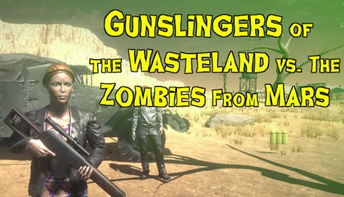 Silahşörler Wasteland vs Mars'tan zombiler ücretsiz indir