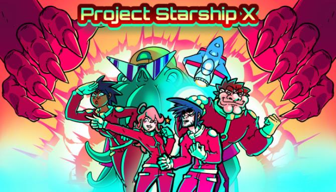 Project Starship X Ücretsiz İndir