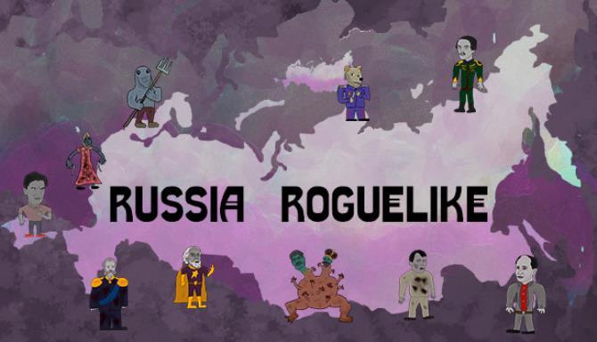 Rusya Roguelike Ücretsiz İndir