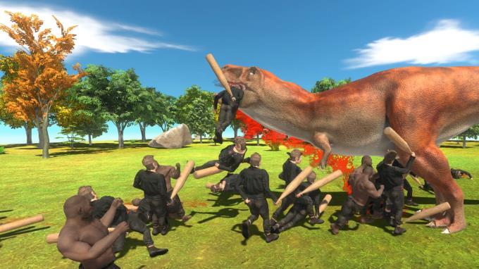 Hayvan İsyanı Savaşı Simülatörü Torrent İndir