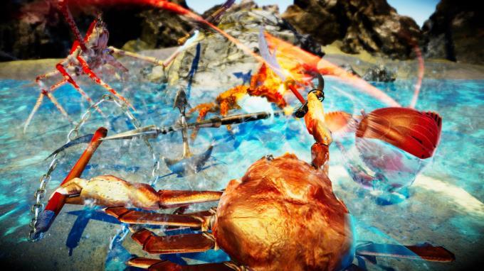 Fight Crab PC Crack