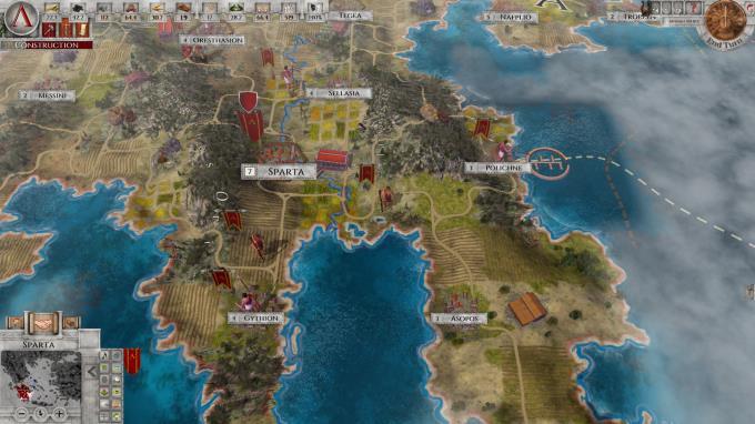 İmparatorluklar: Yunan Savaşları PC Çatlaması