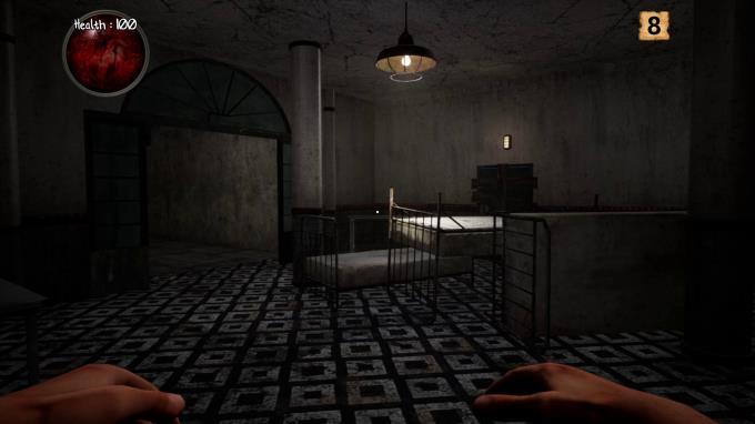 Korkunç Hastane Korku Oyunu Torrent İndir