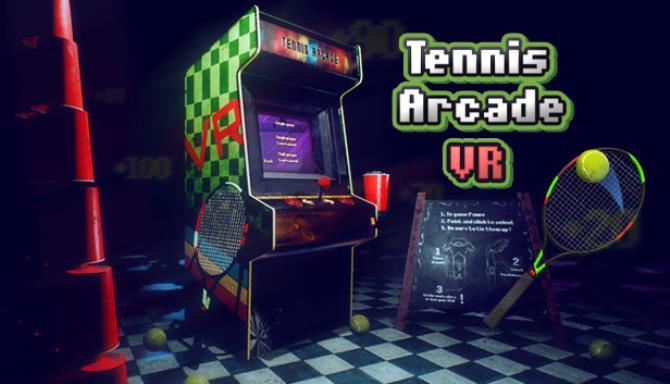 Tennis Arcade VR Ücretsiz İndir