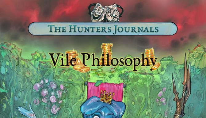 Hunter'ın Dergileri - Vile Felsefesi Ücretsiz İndir