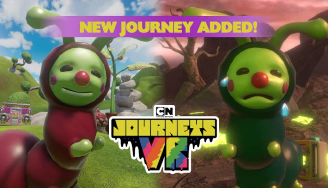 Cartoon Network Journeys VR Ücretsiz İndirme