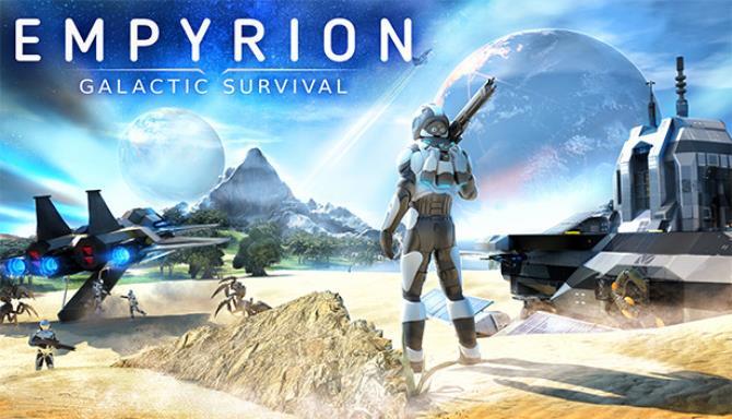 Empyrion - Galaktik Hayatta Kalma Bedava İndir