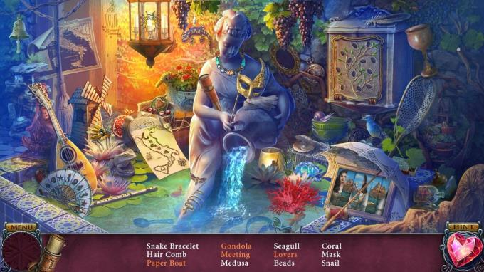 Immortal Love: Stone Beauty Collector's Edition PC Crack