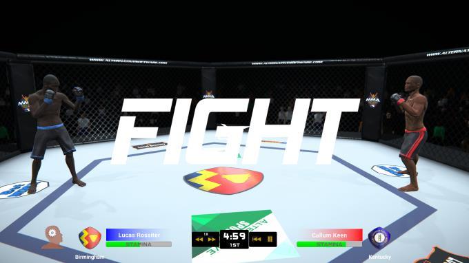 MMA Team Manager PC Crack