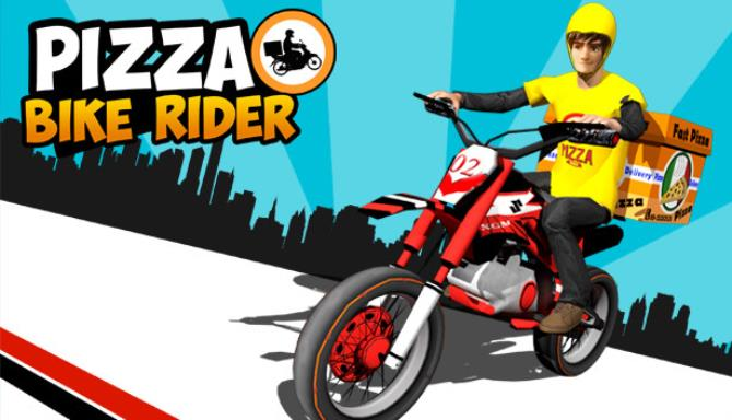 Pizza Bike Rider Ücretsiz İndir
