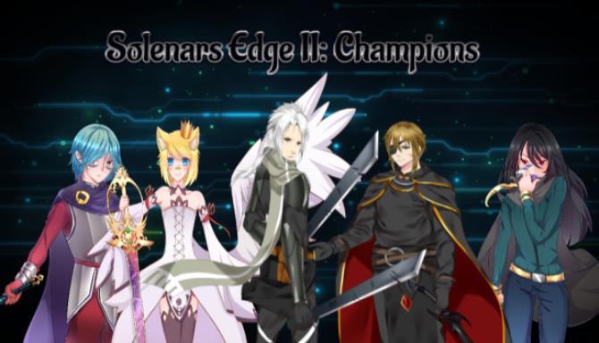 Solenars Edge II: Şampiyonlar Ücretsiz İndir