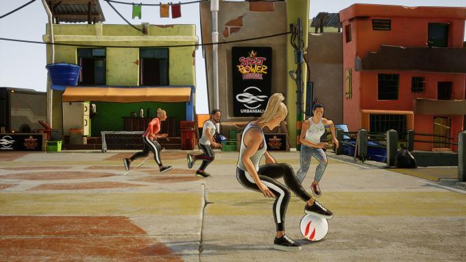Street Power Football PC Crack