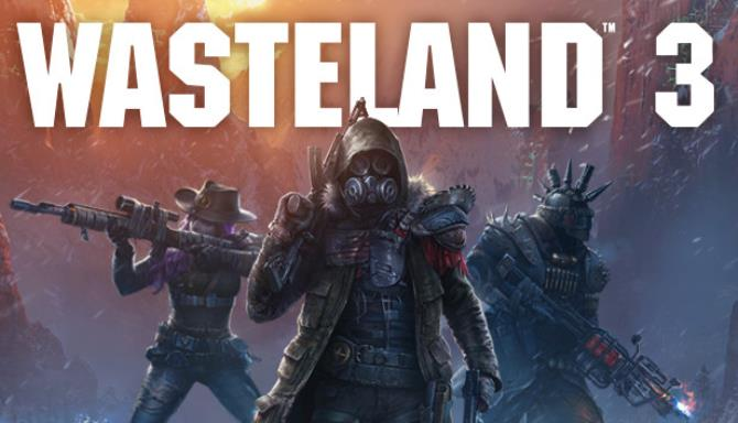 Wasteland 3 Ücretsiz İndirin