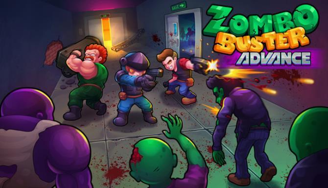 Zombo Buster Advance Ücretsiz İndirme