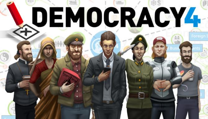 Democracy 4 Ücretsiz İndirme