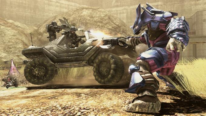 Halo 3: ODST PC Crack
