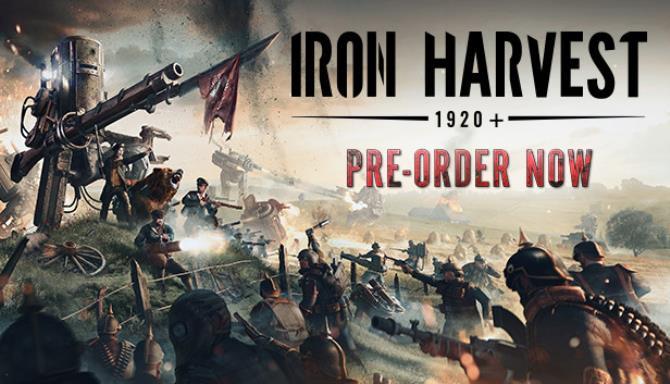 Iron Harvest Ücretsiz İndirme