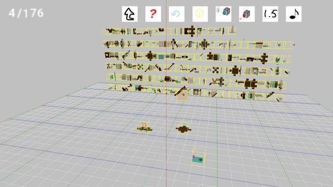 Bulmaca 3D PC Crack
