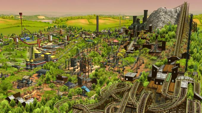 RollerCoaster Tycoon 3: Complete Edition Torrent İndir