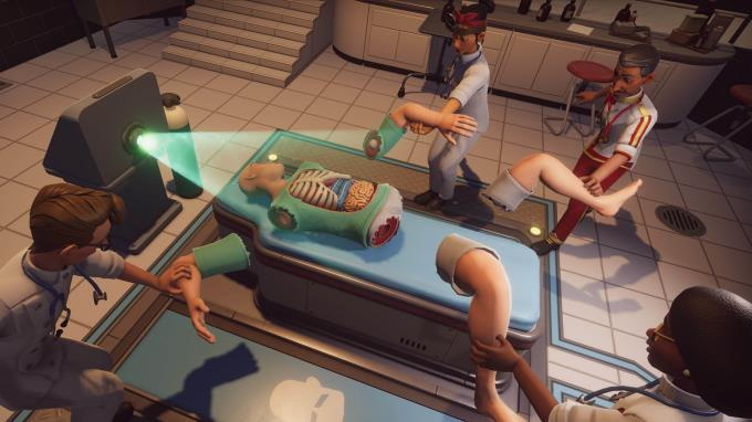 Surgeon Simulator 2 PC Crack