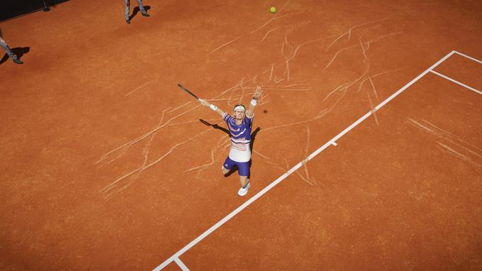 Tennis World Tour 2 PC Crack