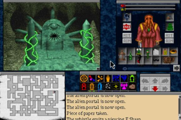 The Legacy: Realm of Terror PC Crack