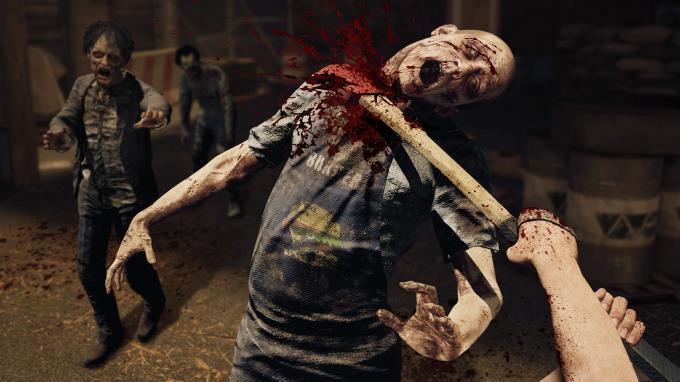The Walking Dead Onslaught Torrent İndirme