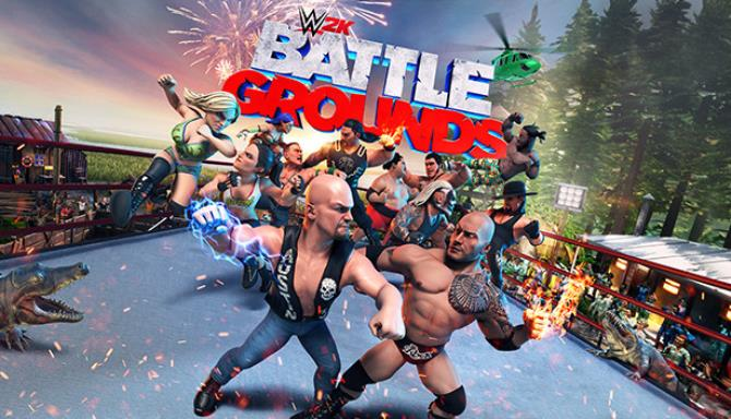 WWE 2K BATTLEGROUNDS Ücretsiz İndirin