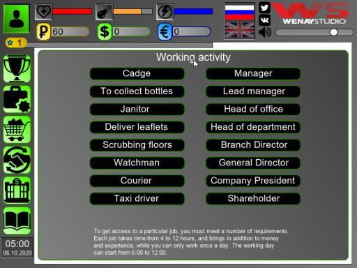 Business Simulator PC Crack