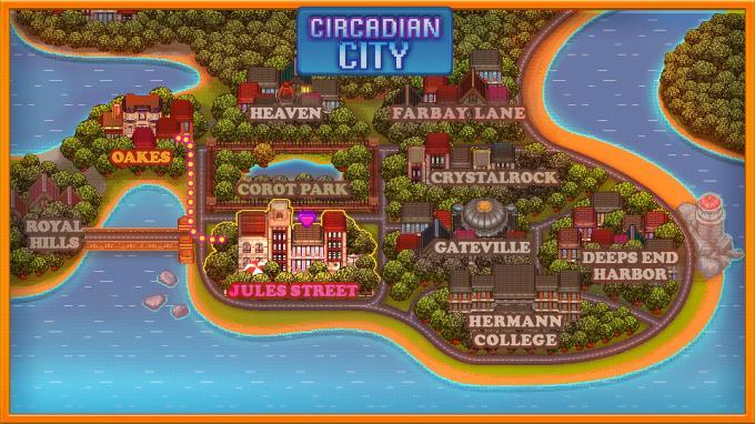 Circadian City Torrent İndirme