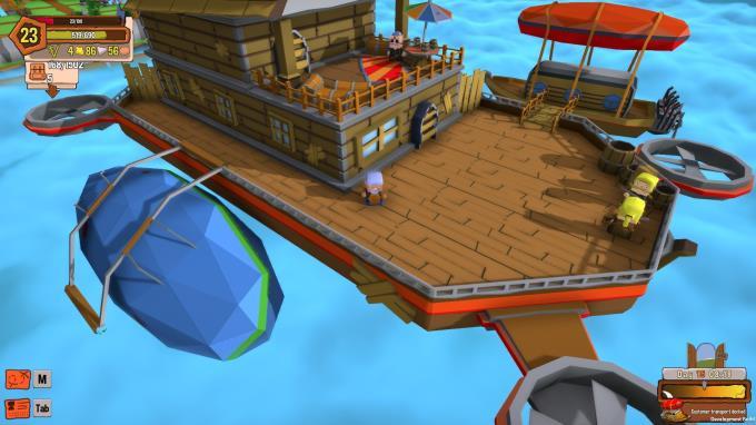Craftlands Workshoppe - Komik Bağımsız Kapitalist RPG Ticaret Macera Oyunu PC Crack