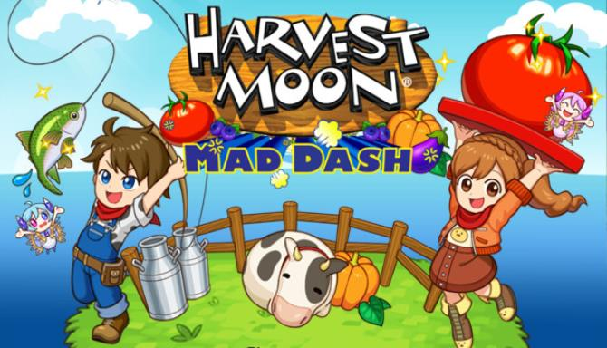 Harvest Moon: Mad Dash Ücretsiz İndirin