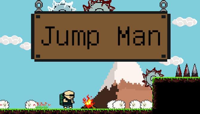 跳跃 练习 生 / Jump Man Ücretsiz İndir
