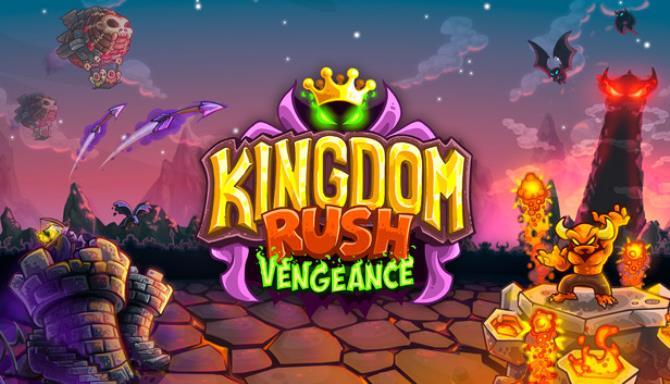 Kingdom Rush Vengeance - Tower Defense Ücretsiz İndirin