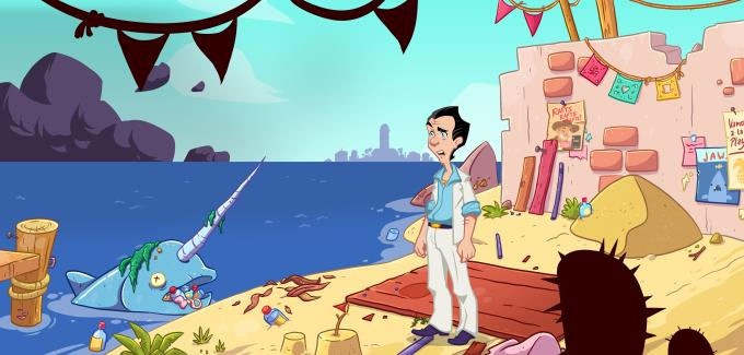 Leisure Suit Larry - Wet Dreams Dry Twice Torrent İndir