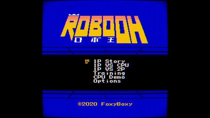ROBO OH PC Crack