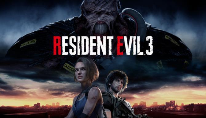 Resident Evil 3 Ücretsiz İndirin