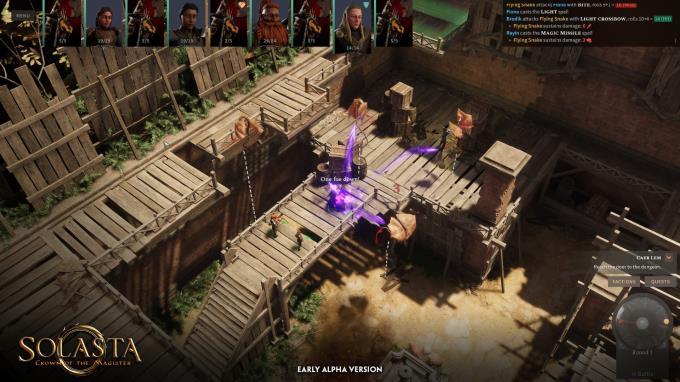 Solasta: Magister Torrent'in Tacı İndir