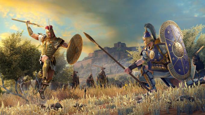 Total War Saga: TROY Torrent İndirme