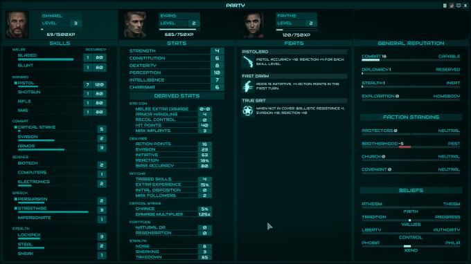 Colony Ship: A Post-Earth Role Playing Game PC Crack