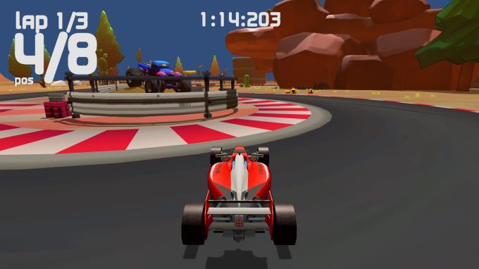 Race - Total Toon Race Torrent Download