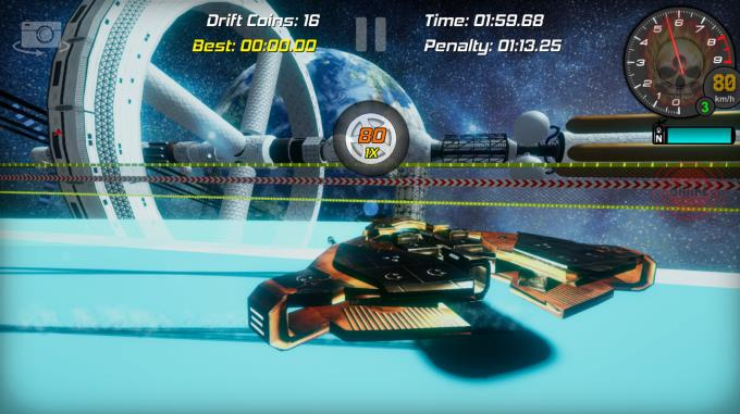 Space Ship DRIFT PC Crack