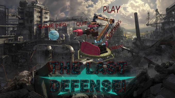 THE LAST DEFENSE! PC Crack