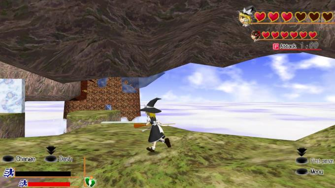 Touhou 3D Dungeon PC Crack