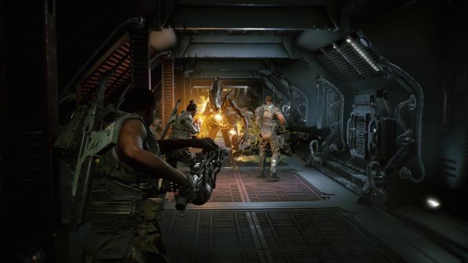 Aliens: Fireteam Elite PC Crack