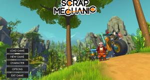 Scrap Mechanic Free Download PC Full Version