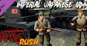 BattleRush Imperial Japanese Army DLC Free Download