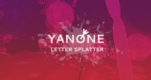Yanone Letter Splatter Free Download