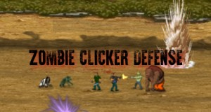 Zombie Clicker Defense Free Download PC Game
