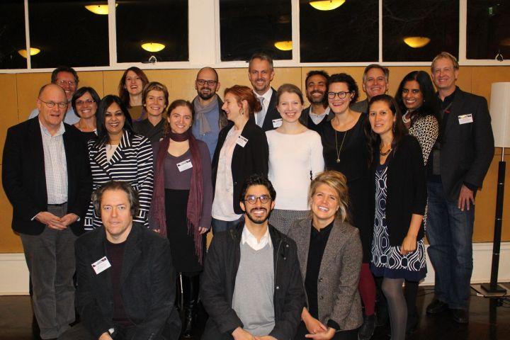 IGHERT Group Photo, Australian National University